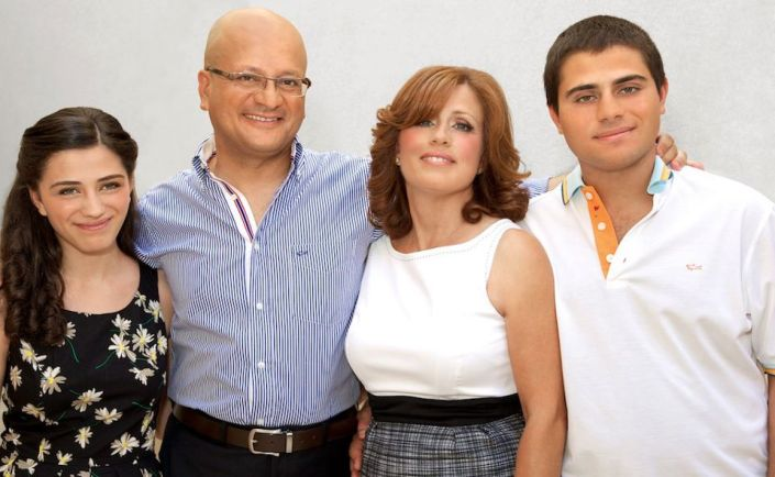 Dr. Deo Debattista Family Photo
