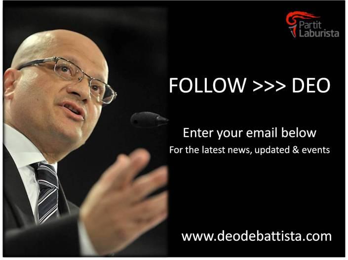 follow DEO