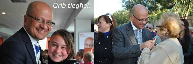 Dr. Deo Debattista - Dejjem qrib tiegħek