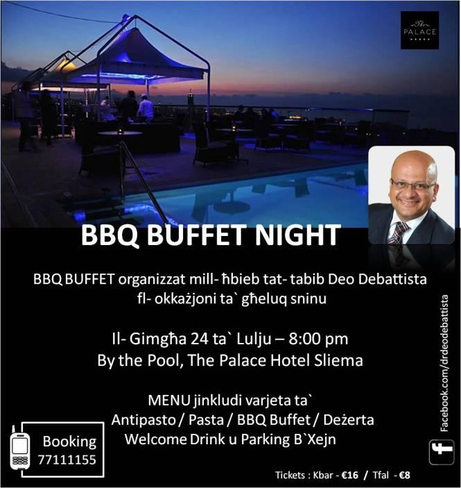 event for facebook flyer